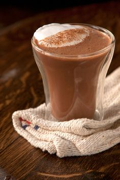 15 Hot Chocolate Recipes for Fall