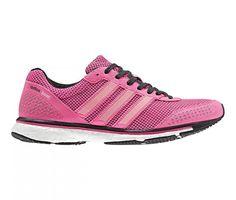 lowest price dbe81 4e6cf ADIDAS ADIZERO ADIOS BOOST 2 ROSA MUJER Adidas Boost, Zapatos Deportivos  Adidas, Moda De