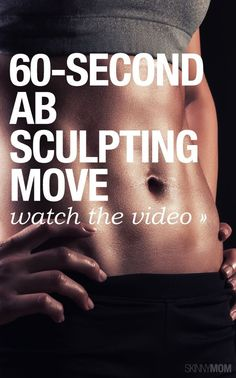 Try this one move for rockin' abs!
