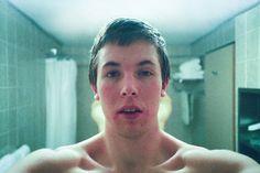Self Portrait  ( Bathroom), 2000