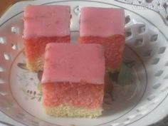 Sweet Desserts, Sweet Recipes, Cake Recipes, Snack Recipes, Cooking Recipes, Slovak Recipes, Czech Recipes, Different Cakes, Bread And Pastries