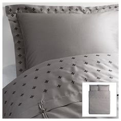VINRANKA Duvet cover and pillowsham(s) - Full/Queen (Double/Queen) - IKEA looks nice for the price