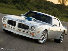 1972 Pontiac Trans Am                                                       …
