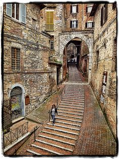 Rustic Beauty... Siena, a World Heritage Site