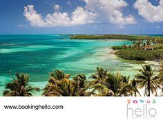 VIAJES EN PAREJA. Isla Contoy, es uno de los lugares del Caribe mexicano que tienes que visitar. En este sitio se unen las aguas del Mar Caribe y del Golfo de México y además, es uno de los refugios más importantes para las aves marinas de esta zona. En Booking Hello te invitamos a adquirir alguno de nuestros packs all inclusive a Cancún, para que disfrutes de una estancia 5 estrellas y no dejes pasar la oportunidad de visitar este majestuoso lugar con tu pareja. #escapatealcaribe