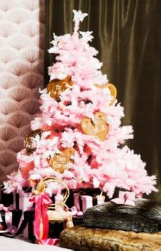 New Christmas Decoration Idea In Pastel Pink, Pastel Christmas Tree, Pastel Pink Christmas Decor Ideas #Pastel #pink #Christmas #home #decor www.loveitsomuch.com Pink Christmas Decorations, Pink Christmas Tree, Christmas Home, Christmas Things, Holiday Decor, Favorite Holiday, Pastel Pink, Wonderful Time, Holidays