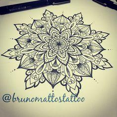 Tattoo by bruno mattos insta @brunomattostattoo