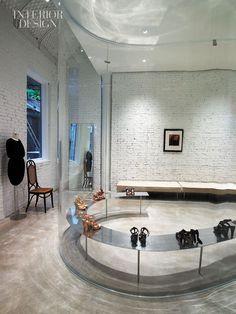 fashion shop interior design