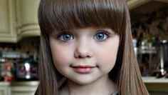 ¡Fue proclamada como la niña más bonita del mundo! Mira como luce actualmente