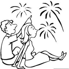 Let the Kids Celebrate Independence Day with Free Coloring Sheets: TheColor.com's Free 4th of July Coloring Pages