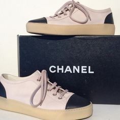 CHANEL CHANEL SNEAKERS BARELY WORN CHANEL Shoes Sneakers