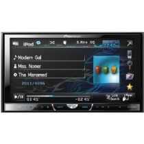 Pioneer Multimedia DVD Receiver with Widescreen Touch Panel Display, Built-In Bluetooth, and HD Radio™ Tuner Canon Powershot Camera, Electronic Dictionary, 4g Wireless, Bluetooth, Multi Touch, Fashion Room, User Interface