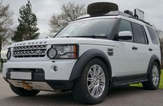 Discovery roof rack | ProSpeed UK | Flickr