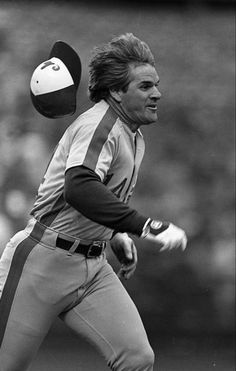 Pete Rose - Montreal Expos