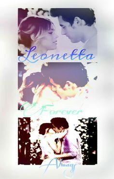 Leonetta kiss