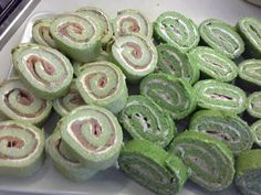 cucina di casa: frittata verde arrotolata