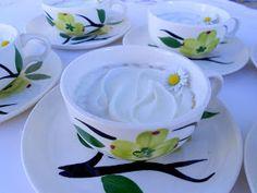 Camomile tea cake