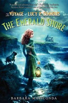 31 best luck of the irish images on pinterest book reviews book the emerald shore by barbara mariconda lucy travels to ireland in her magical house turned ship to find the pirate treasure that will end the magical curse fandeluxe Image collections