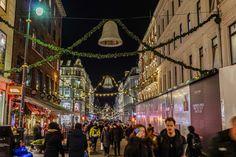 Julemagi i Oslo – Med koffert og kamera Oslo, Broadway Shows