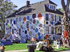 Detroit's Heidelberg Project to be Dismantled by Artist http://lnk.al/2n13