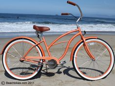 sixthreezero Dreamcycle Beach Cruiser Bike. I need this with a navy blue basket attached!