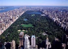 I have never been to New York, but I would love to go some day and do New York Sex and the City style!