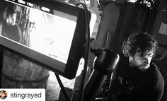 #Repost @stingrayed with @repostapp  That's a wrap on Henry Cavill... shining example of getting out of life what you put in. His last day on set having been up for 3 days straight. Filmed here wanted to be there for the fans and support the D.C. family on Justice League at CinemaCon then flew straight back to set to wrap out on Nomis... still with a smile on his face. Great example to you young actors out there. Put the work in anything is possible... #nomis #superman #HenryCavill