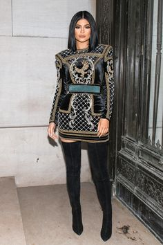 Kylie Jenner | Balmain & H&M Collection Party