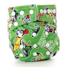Saving the World with Cutie Cloth Diapers ~ Pink Heart String