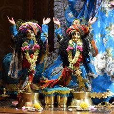 #iskconnasik #iskcon #nashik #radha #krishna #madangopal #harekrishna #harerama #yoga #hinduism #bhakti #beuty #spiritual #spiritualawakening #faith #meditation #gaurnitai Hare Krishna, Hinduism, Spiritual Awakening, Meditation, Spirituality, Faith, Yoga, Spiritual, Loyalty