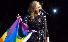Hoje é aniversário da rainha Adele diva amada por pessoas LGBT de todo o mundo apóia a causa e tem uma das vozes mais incríveis do mundo. #happybirthdayAdele #Pride #GayPride #Jampa #JoãoPessoa #PB #LGBT #LGBTPride #InstaPride #Instagay #Color #Travesti #Transexual #Dragqueen #Instadrag #Aligagay #Sitegay #SiteLGBT #Love #Gaylove