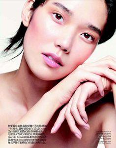 Tao Okamoto for Vogue China March 2013