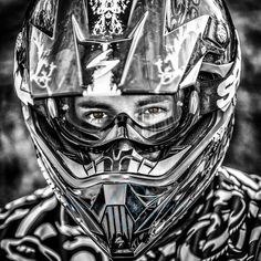 high school senior photography, motocross