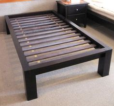 where to buy japanese bed frames choose finish dark walnut honey oak natural stuff to buy pinterest architecture bed plans and natural
