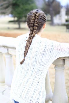 Infinity Braid Combo | Cute Hairstyles