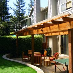 Sloped Backyard Design Ideas, Pictures, Remodel, and Decor - page 18
