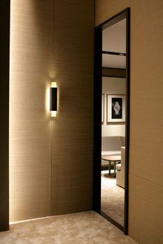 Hallway design by Tristan Auer #luxurious #interior #design