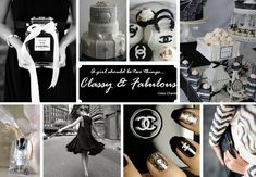 Party and event ideas and inspirations