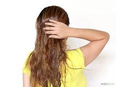 Cómo aplicarse aceite de almendras en el pelo