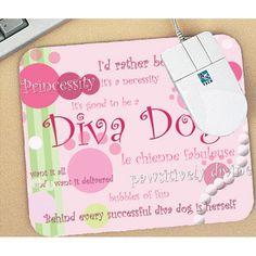 Mouse Pad - Diva Dog