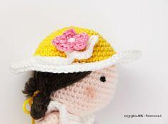 Amigurumi Schemi Italiano Gratis : Schemi gratis per amigurumi crochet doll crochet doll anna