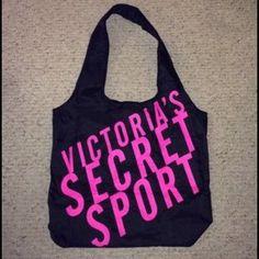 VS Tote Bag Brand new never used Victoria's Secret Bags Totes