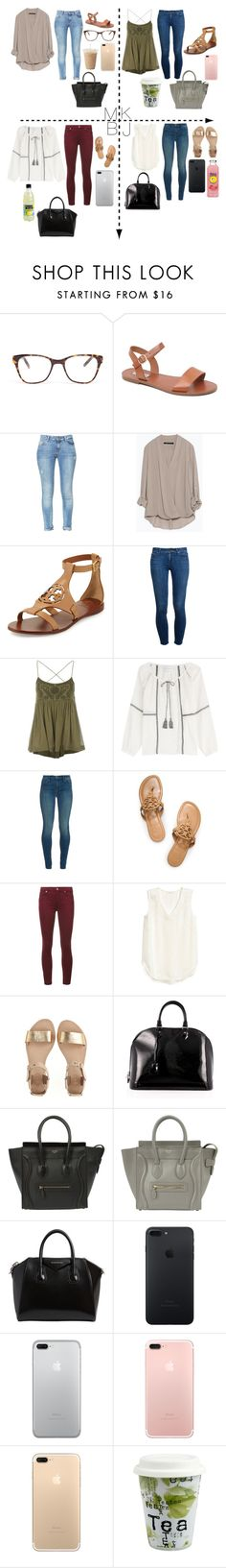 """""""Casual"""" by bustamantemariana99 ❤ liked on Polyvore featuring Prism, Steve Madden, Zara, Tory Burch, Paige Denim, Free People, Velvet, J Brand, 7 For All Mankind and Sol Sana"""