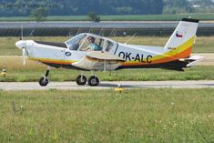 Zlín Z-42M - OK-ALC