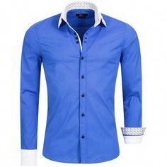 Italia - heren - overhemd - Sax 🇮🇹️ www.italian-style.nl 🇮🇹️  - Vragen? bel 0527-240817 of mail naar info@italian-style.nl - Snelle levering  - Ruime collectie - Webshop keurmerk - Scherpe prijzen #overhemden #shirts #italianstyle #sax #slimfit