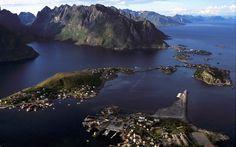 lofoten islands // mahabis journal