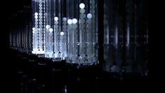 Tantra, una instalación para el video del nuevo sencillo de Timo Maas realizada por Daito Manabe, Motoi Ishibashi, Muryo Homma y Youichi Sakamoto.