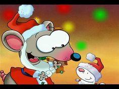 Toupie et Binou - Père Noël Toupie - YouTube