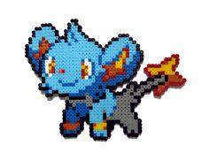 (403) Shinx - Pokemon hama perler beads by Aenea-Jones