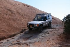 2000 Land Rover Discovery II in Moab, UT (6)